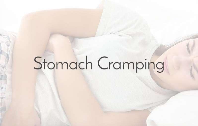近距离的一张纸:胃痉挛