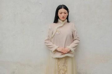 奔五的女性别再做冻佳人中国风棉衣外套温暖时尚有气质